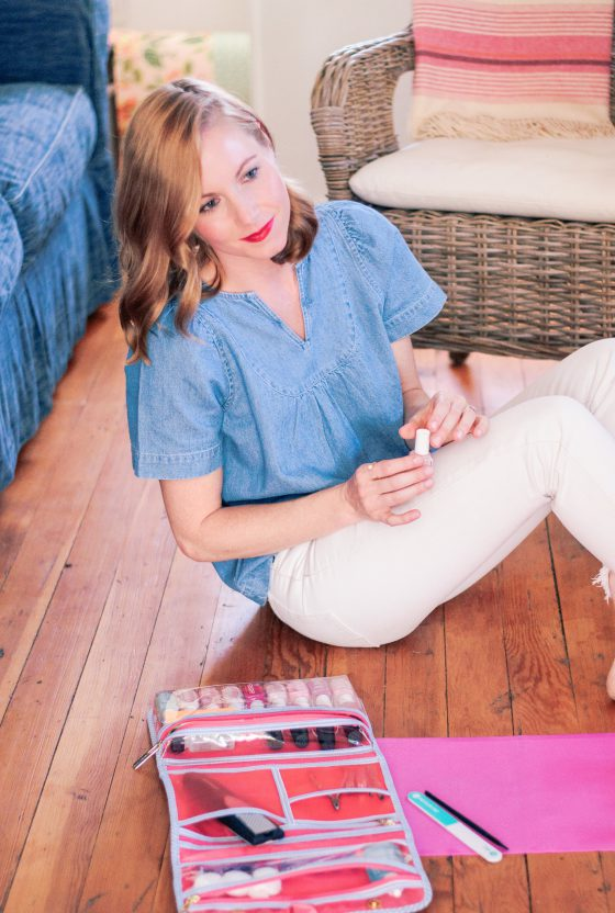 The Perfect Natural DIY Manicure & Pedicure At Home