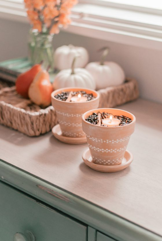 Easy DIY Decor for the Perfect Fall Home Scent