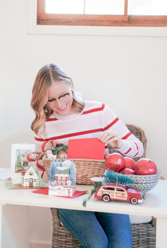 Hallmark Holiday Cards at Walmart featured by top Phoenix life and style blog, Love and Specs.