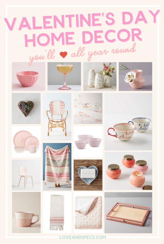 Valentine's Day Home Decor You'll Love All Year Round
