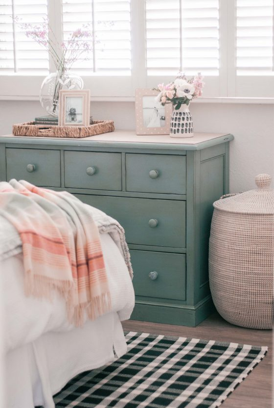 Our Cozy, Cottage-Farmhouse Master Bedroom Makeover