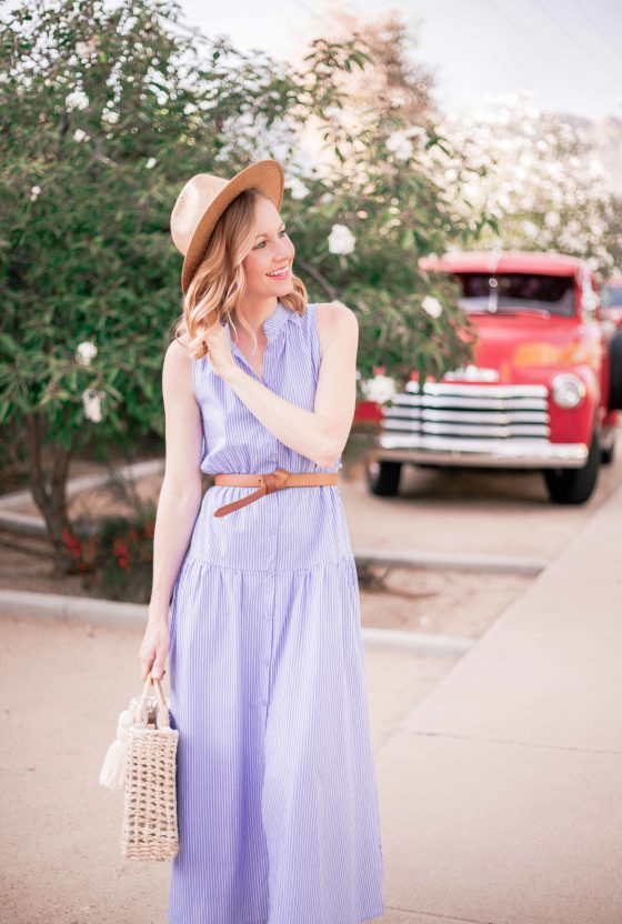 Casual-Cool Spring & Summer Midi Dresses Under $150