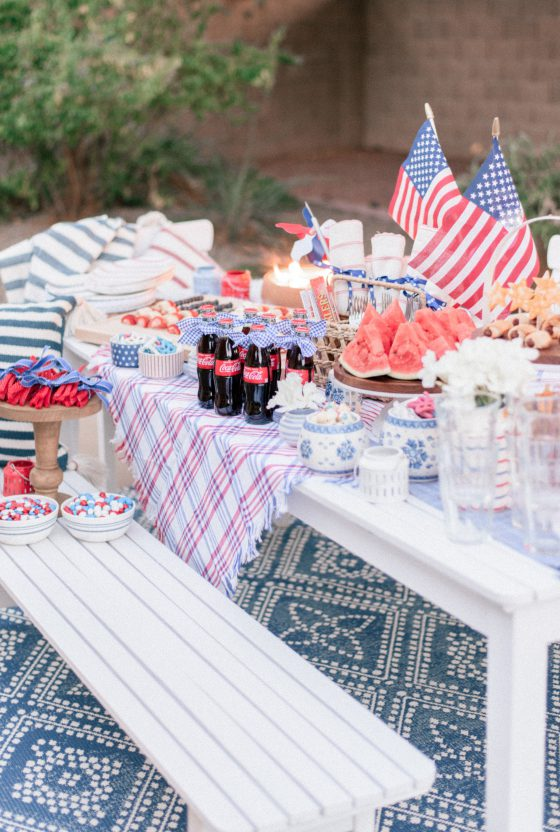 Easy, Fun 4th of July Party Ideas, Decorations, Recipes & More!