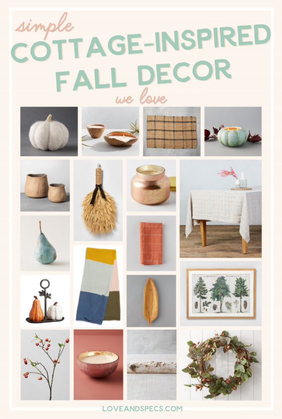 Our Favorite Simple Fall Cottage Decor