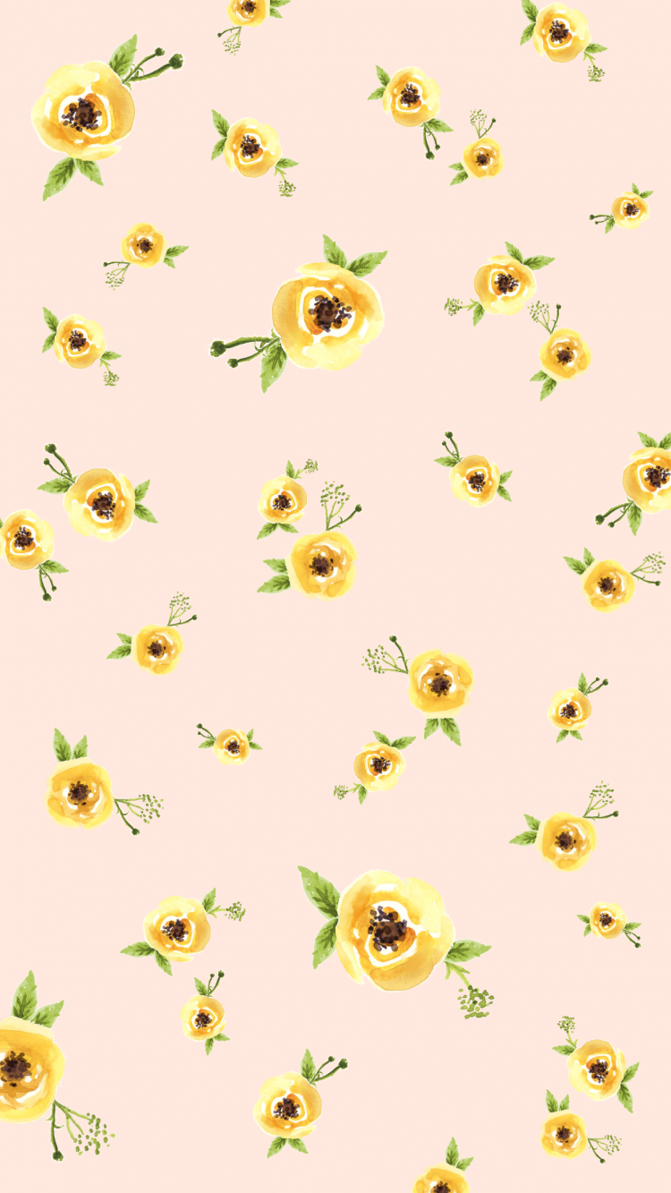 Our Cute &  Free Spring Phone Wallpapers, Desktop Backgrounds & Zoom Backgrounds Are Here!