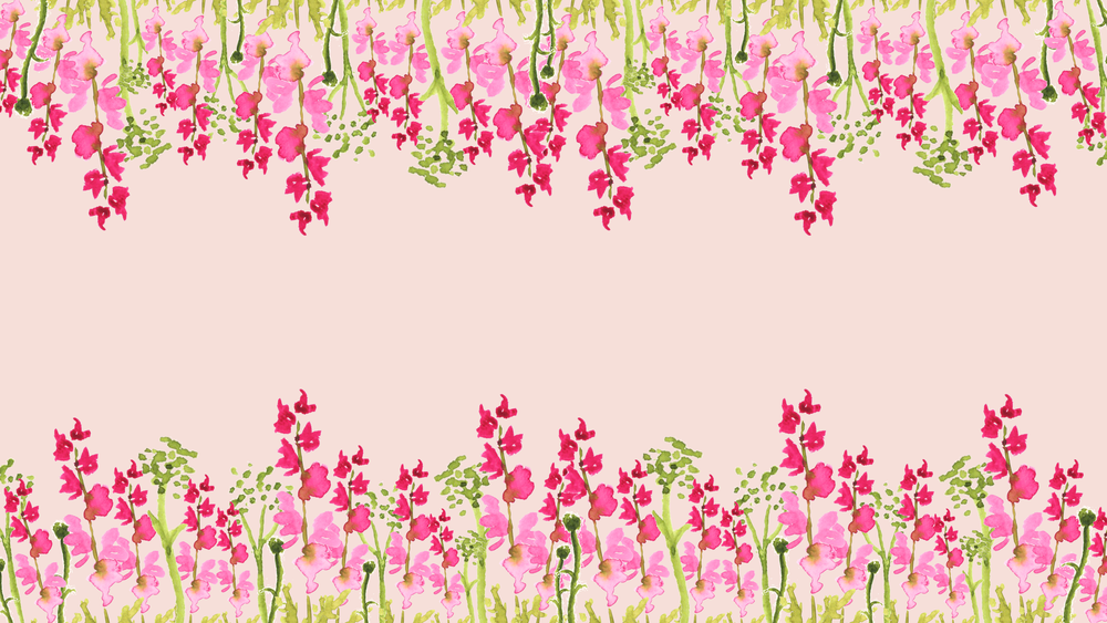 Spring Phone Wallpapers, Desktop Backgrounds & Zoom Backgrounds featured by top Phoenix life and style blog, Love + Specs
