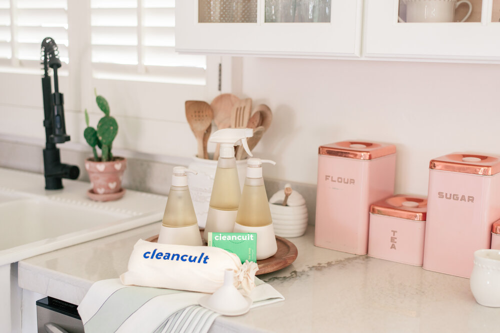 cleancult review featured by top Phoenix lifestyle blog, Love & Specs