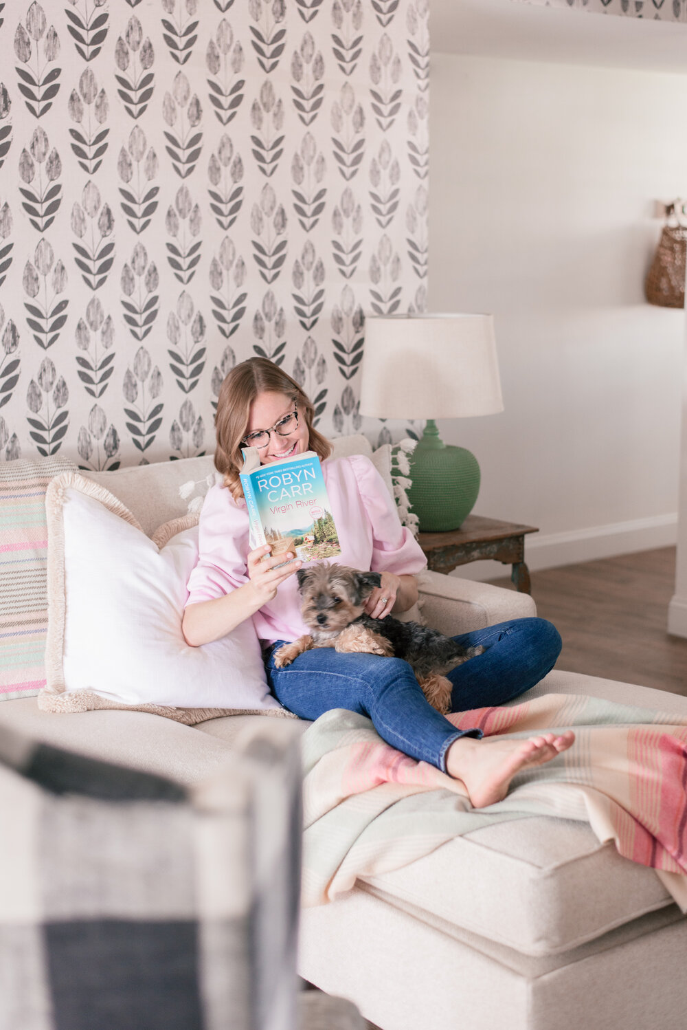 Virgin River book Series Review reviewed by top Phoenix life and style blog, Love and Specs