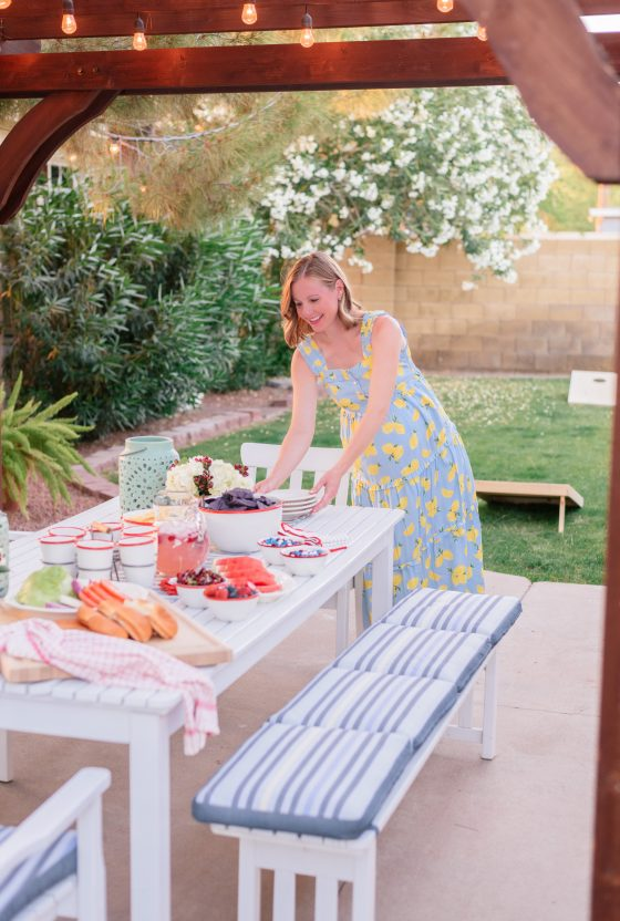 Easy Summer Entertaining, Tablescape & Food Ideas You'll Love