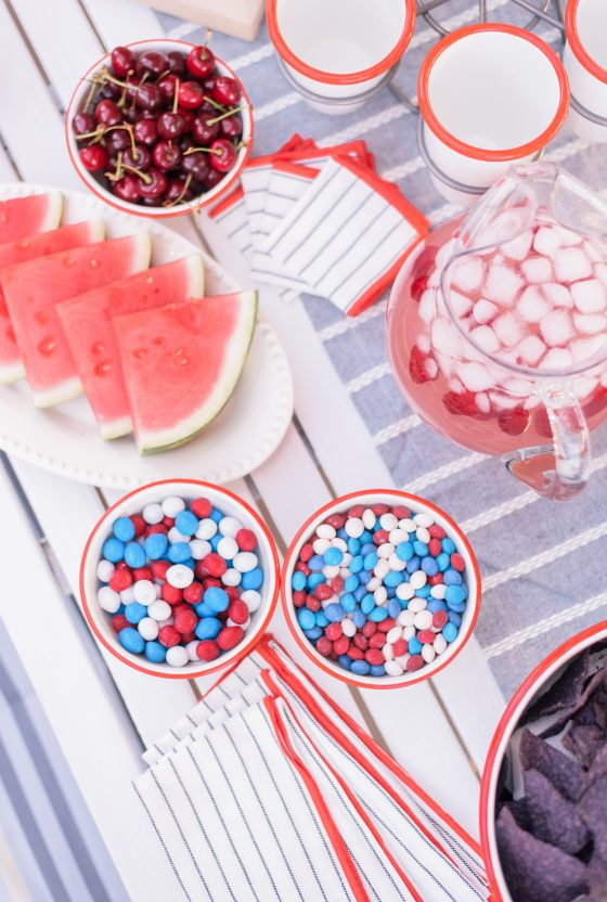 Easy 4th of July Entertaining, Decorations and Food Ideas for Fuss-Free Holiday Fun!